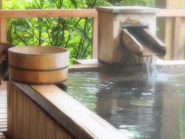 日本三大古湯