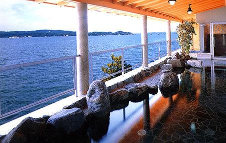和倉温泉 ホテル海望のお風呂
