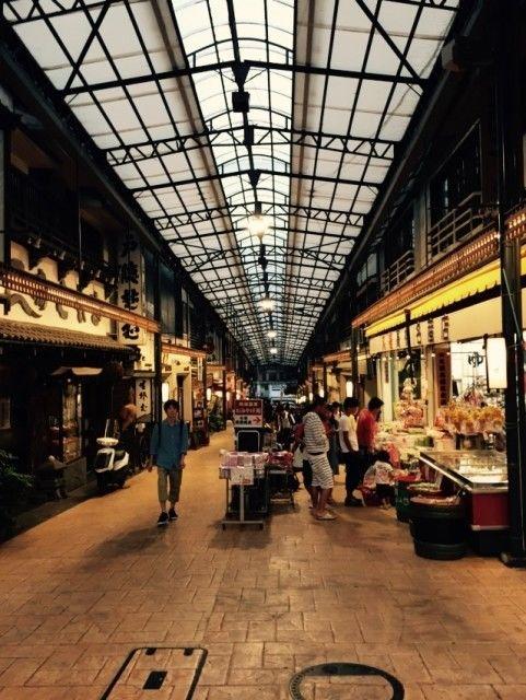 熱海温泉商店街